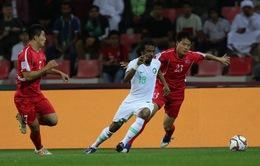 Asian Cup 2019: ĐT Ả-Rập Xê-Út giành chiến thắng cách biệt ĐT CHDCND Triều Tiên