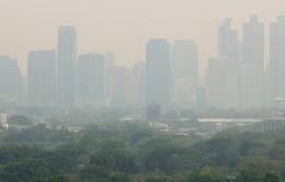 Mức độ ô nhiễm không khí tại Bangkok lên mức có hại cho sức khỏe