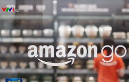 Amazon dự định mở rộng thanh toán không thu ngân tại sân bay và rạp phim