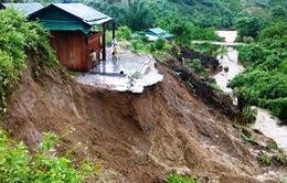 Mưa lũ gây thiệt hại 2.800 tỷ đồng tại các tỉnh miền Trung