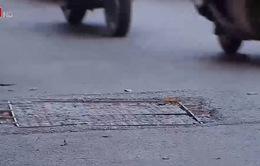 Hoàn trả mặt đường xấu ảnh hưởng an toàn giao thông
