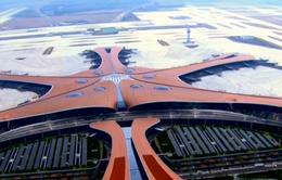 """Trung Quốc khai trương """"siêu sân bay"""" 11 tỷ USD"""
