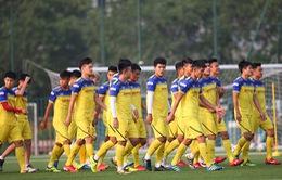 Hướng đến SEA Games 30: ĐT U22 Việt Nam hòa U22 Myanmar trong trận giao hữu