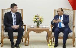 Thủ tướng mong muốn sớm mở đường bay thẳng Hà Nội - Prague