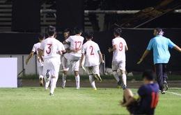 Cùng lúc ĐT Việt Nam chiến thắng, U19 Việt Nam đánh bại U19 Thái Lan ở phút 90+3