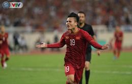 [KT] ĐT Việt Nam 1-0 ĐT Malaysia: Quang Hải tỏa sáng, ĐT Việt Nam giành 3 điểm quan trọng!