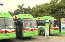 Phát triển những tuyến xe bus sử dụng nhiên liệu sạch