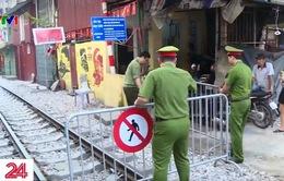 Hà Nội chính thức cấm kinh doanh cà phê đường tàu