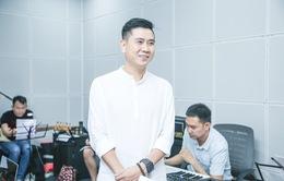 Hồ Hoài Anh hăng say tập luyện cùng đội Phạm Quỳnh Anh - Dương Khắc Linh trước vòng Loại trực tiếp