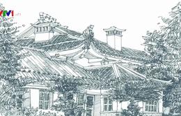 Ký ức Hà Nội qua tranh ký họa của Urban Sketchers HaNoi