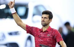 Vòng 2 Thượng Hải Masters 2019: Djokovic 2-0 Shapovalov, A. Zverev 2-0 Jeremy Chardy, Busta 0-2 Dominic Thiem