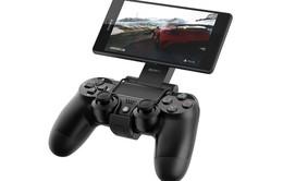 Tay chơi PlayStation 4 hỗ trợ kết nối với điện thoại Android