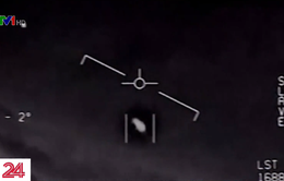 Hàng loạt vật thể bay không xác định xuất hiện trên vùng trời Mỹ