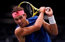 Rafael Nadal hé lộ thời điểm trở lại sau chấn thương tay