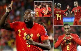 Kết quả vòng loại EURO 2020: Bỉ 9-0 San Marino, Hà Lan 3 – 1 Bắc Ireland, Nga 4 – 0 Scotland