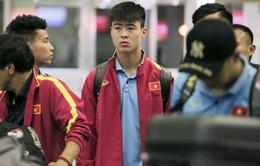 ĐT Việt Nam lên đường sang Indonesia chuẩn bị trận đấu thứ 3 tại Vòng loại World Cup 2022