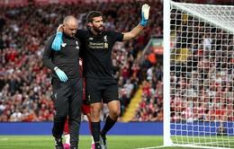 """Liverpool lộ gót Achilles vì mất vị trí """"yết hầu"""""""