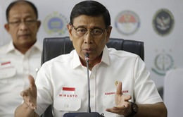 Nghi phạm tấn công Bộ trưởng Bộ An ninh Indonesia có liên hệ với IS