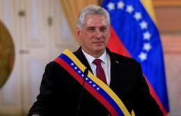Tổng Bí thư, Chủ tịch nước gửi điện mừng Chủ tịch nước Cộng hòa Cuba