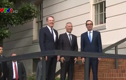 Mỹ và Trung Quốc bắt đầu vòng đàm phán thương mại thứ 13