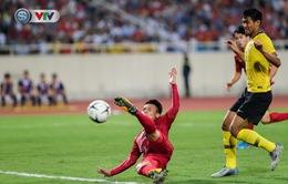 ẢNH: Khoảnh khắc thiên tài của Quang Hải giúp ĐT Việt Nam thắng ĐT Malaysia