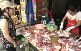 Giá thịt lợn tăng ảnh hưởng tới người tiêu dùng tại TP.HCM