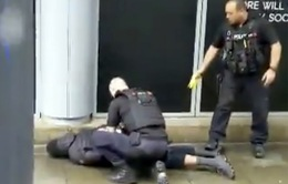 Tấn công bằng dao tại Manchester, Anh