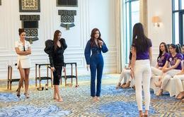 """Tôi là Hoa hậu Hoàn vũ Việt Nam 2019 - Tập 2: Võ Hoàng Yến, Vũ Thu Phương """"mắng té tát"""" thí sinh"""