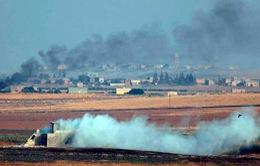 Chiến sự leo thang ở miền Bắc Syria