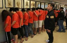 Trung Quốc dẫn độ các đối tượng lừa đảo về nước