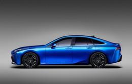 Toyota sớm trình làng dòng xe sedan sử dụng hoàn toàn pin nhiên liệu hydro