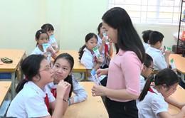 Hà Nội: Phấn đấu đạt mốc 90% học sinh uống sữa học đường