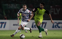 Sát ngày đấu ĐT Việt Nam, Indonesia bổ sung cầu thủ nhập tịch gốc Brazil