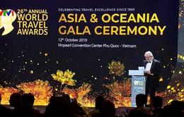 Việt Nam bội thu tại Giải thưởng Du lịch thế giới