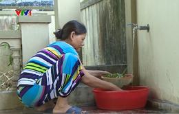Sống giữa thành phố vẫn thấp thỏm vì thiếu nước sạch
