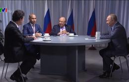 Tổng thống Nga: Cần khôi phục hoàn toàn chủ quyền và sự toàn vẹn lãnh thổ của Syria