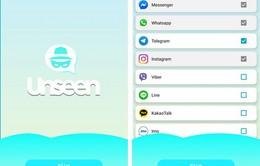 Mẹo hay giúp đọc tin nhắn trên Facebook Messenger, WhatsApp... mà người gửi không hay biết