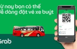 Grab thử nghiệm cho người dùng đặt vé xe buýt
