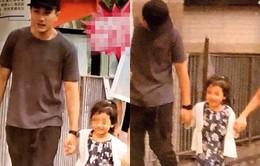 Hậu ly hôn Dương Mịch, Lưu Khải Uy trở thành ông bố cần mẫn