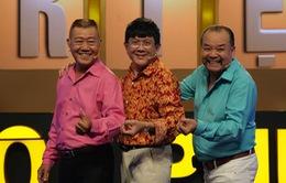 Lần đầu tiên 3 nghệ sĩ gạo cội góp giọng trên sóng truyền hình