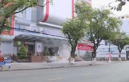 Khánh Hòa diễn tập phương án chữa cháy và cứu nạn cứu hộ