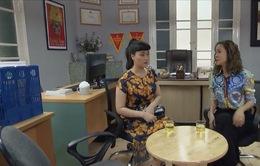 """Những nhân viên gương mẫu - Tập 40: Nguyệt đau đầu khi bị """"kẹt"""" giữa hai bà vợ của sếp"""