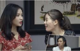 """Những nhân viên gương mẫu - Tập 41: Tiên và Loan ghen tị vì Chi có sếp """"chống lưng"""""""
