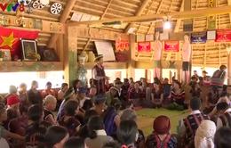 Già làng trong công tác dân vận ở miền núi Quảng Nam