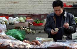 Lạm phát của Trung Quốc tăng cao nhất trong gần 6 năm