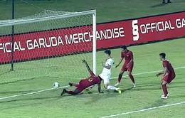 VIDEO Highlights (Hiệp 1): ĐT Indonesia - ĐT Việt Nam (Vòng loại World Cup 2022)