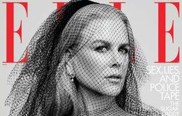 Thiên nga nước Úc Nicole Kidman bí ẩn trên Elle