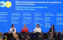 Cách mạng công nghiệp 4.0 đặt ra nhiều thách thức với lao động nữ