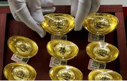 """Người tiêu dùng và nhà đầu tư Trung Quốc """"lạnh nhạt"""" với vàng"""