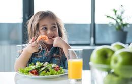 Ăn bổ sung phù hợp giúp phòng ngừa suy dinh dưỡng